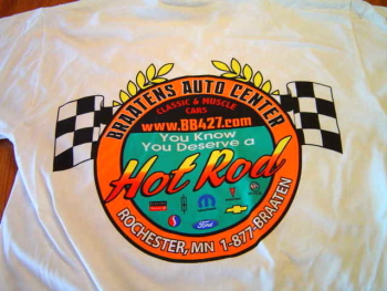 Hot Rod T-shirt